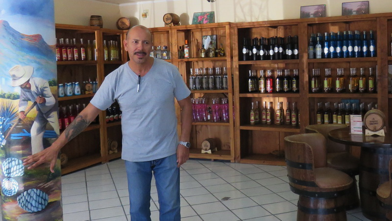 Tequila tastings and history lessons inside the Tequila Factory