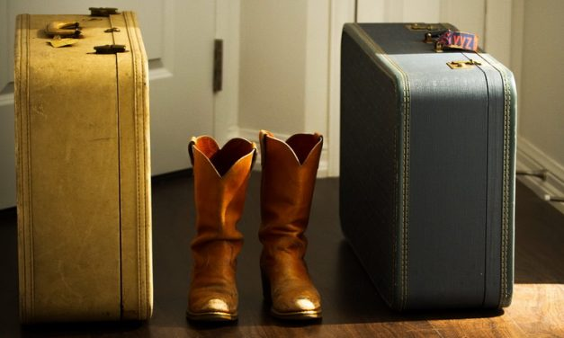 Second hand style with traveler and author Jill G. Hall