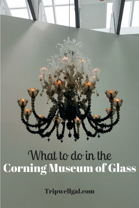 What to do in the Corning Museum of Glass