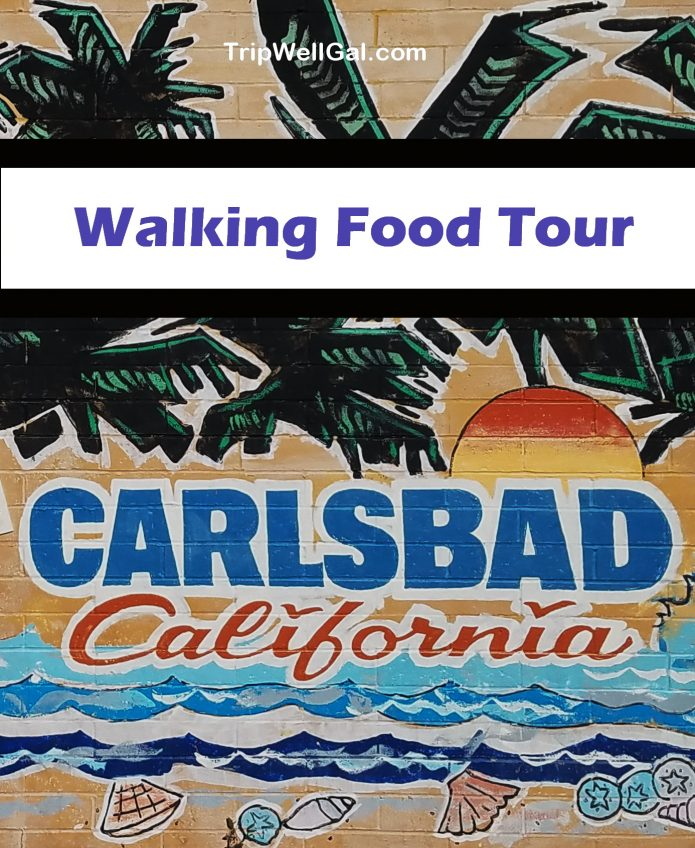 Walking Food Tour in Carlsbad Pin It!