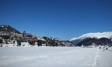 Begin your St. Moritz Winter Adventure in Celerina Switzerland