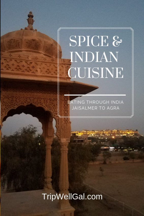 Spice Indian Cuisine in Rajasthan pin 2