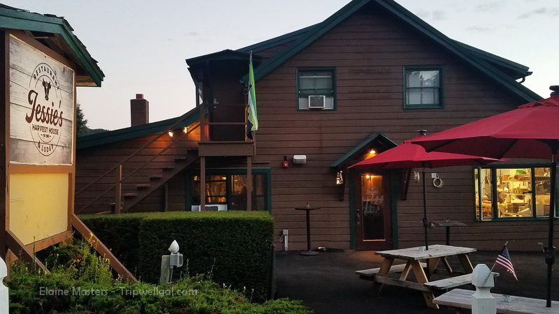 Jessies House Restaurant and Lodge in the Catskills