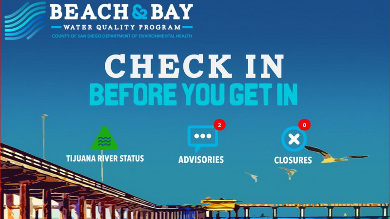 San Diego Bay water quality check