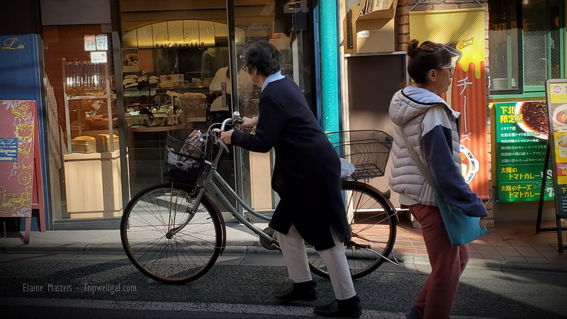Consider putting bicycling on your Tokyo Itinerary