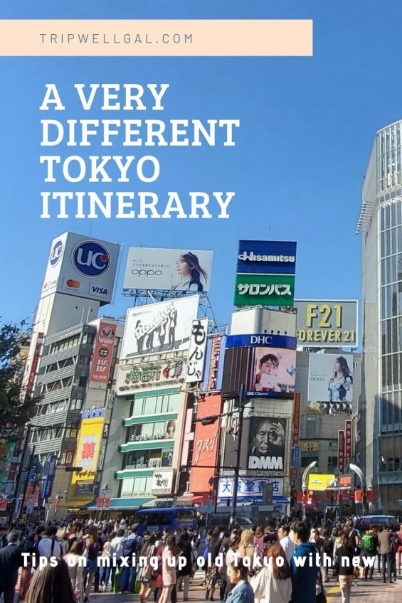 A very different Tokyo itinerary Pin 1