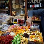 Yummy fun! Eating and Walking through Granada Spain Streets