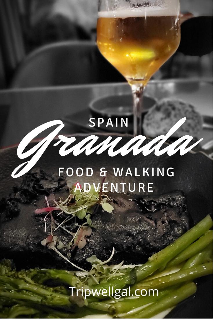Granada Spain Food and Walking Adventure