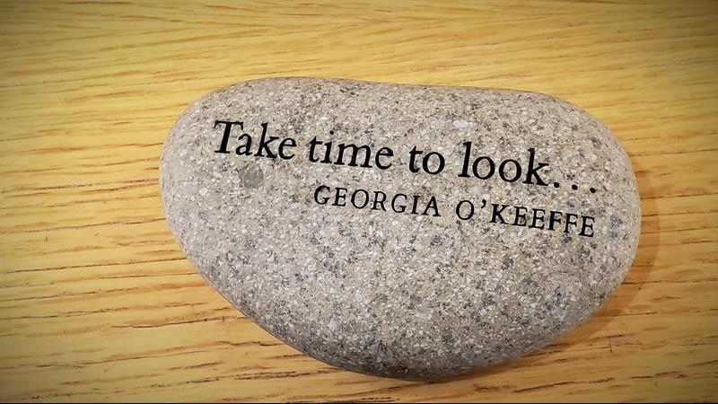 Georgia O'Keefe quote