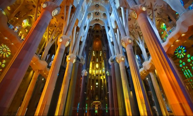 Don't Miss Going Inside Sagrada Familia, Barcelona's Beloved Cathedral