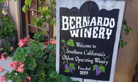 Why is the Bernardo Winery in San Diego Such a Secret?